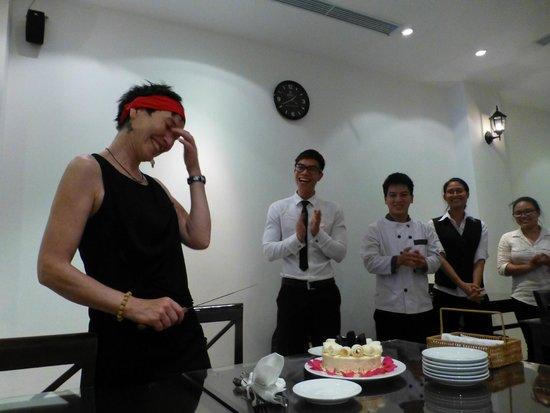 Hanoi Meracus Hotel 2: Fête anniversaire