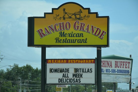 Rancho Grande Jacksonville Tx