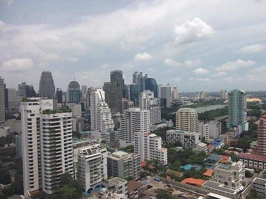 Grand Sukhumvit Hotel Bangkok: 部屋からの眺めです。26階でした。