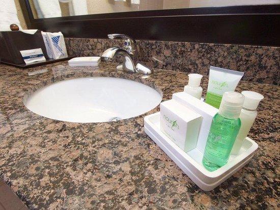 Best Western Plus Pembina Inn & Suites: Guest Bathroom