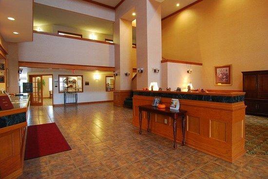 Locust Grove, Oklahoma: Lobby