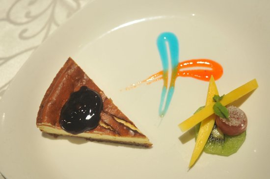 Grand by GRT Hotels: food