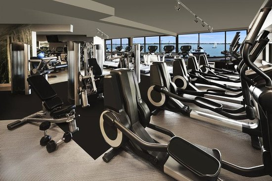 The Westin Harbour Castle: Westin WORKOUTRFitness Studio