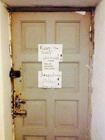 Kohver: Door
