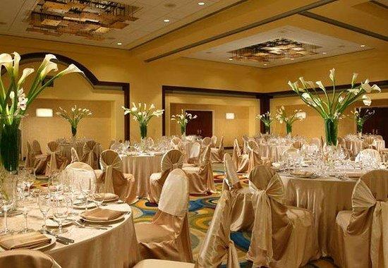 Renaissance Los Angeles Airport Hotel: Renaissance Ballroom Banquet