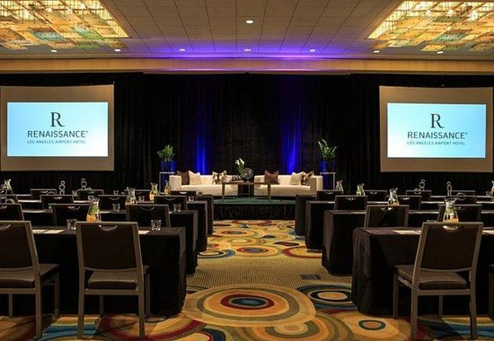Renaissance Los Angeles Airport Hotel: Renaissance Ballroom Meetings