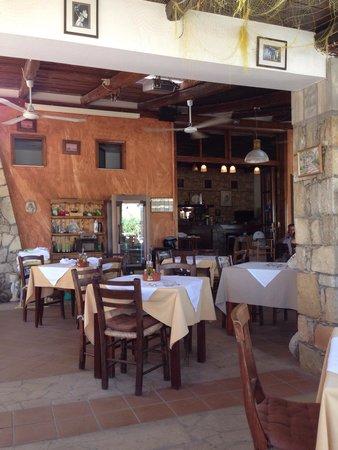 Thea Restaurant: Ресторан