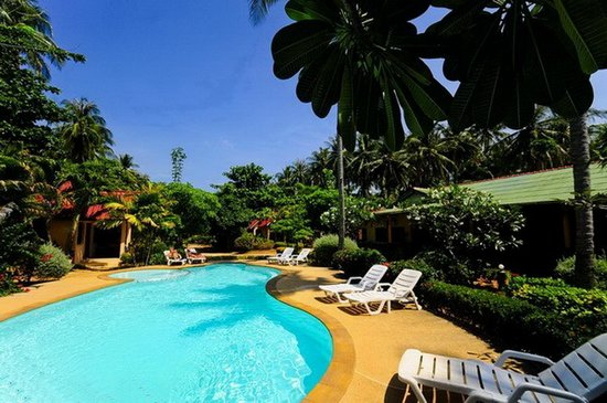 Lanta Pavilion Resort : Adult & Child pool