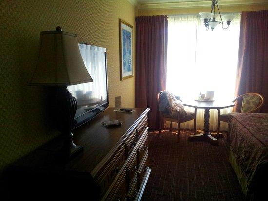 Lombard Motor Inn: Vista habitación