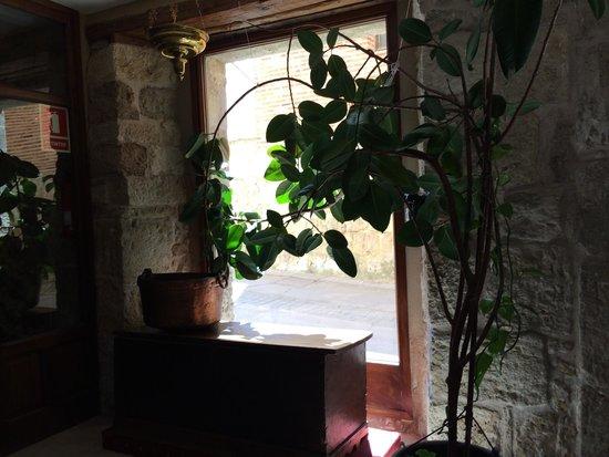 La Posada de Castrojeriz: Entrance way