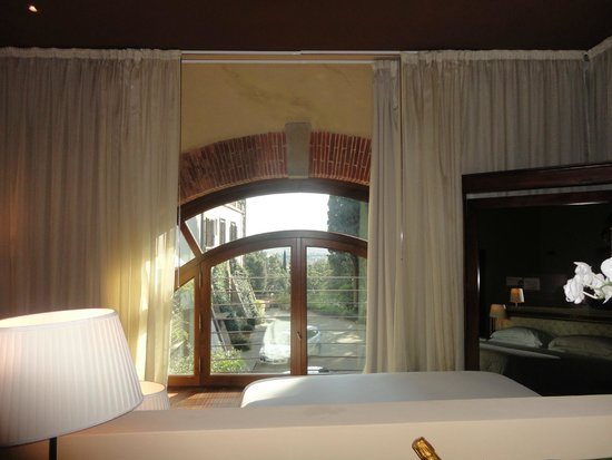 Il Salviatino : Our lovely room