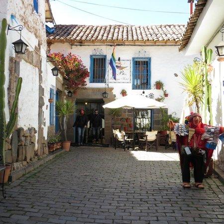 Casa San Blas Boutique: Casa San Blas Front Entrance