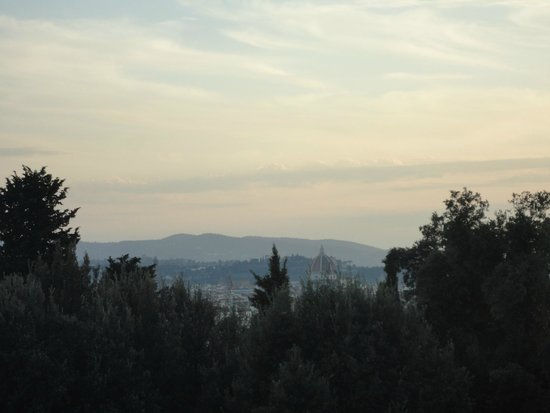 Il Salviatino: Sunset
