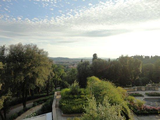 Il Salviatino : stunning views to Florence