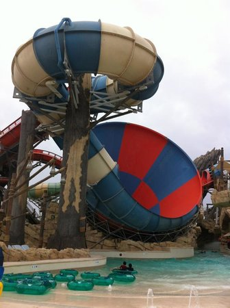 Yas Waterworld Abu Dhabi: Top favourite ride!