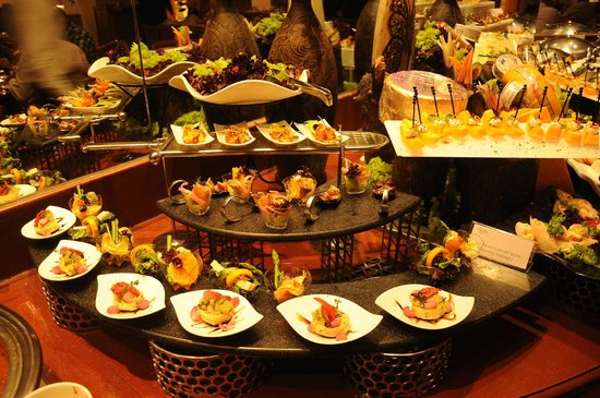 Grand by GRT Hotels : food