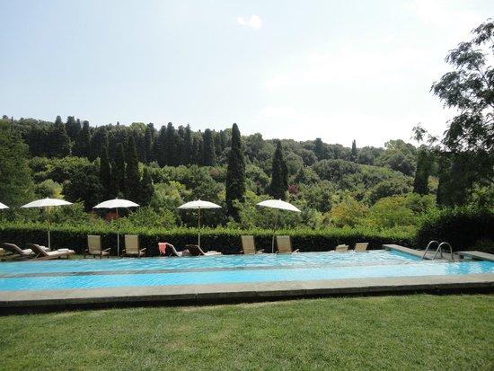 Il Salviatino : Pool area