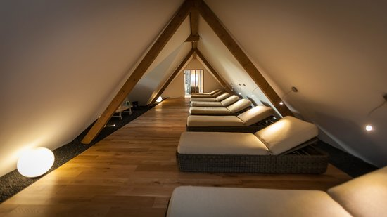 Hotel Kirnbacher Hof: Ruheraum