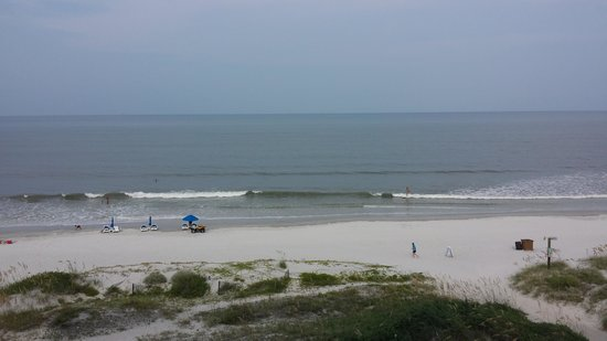 Courtyard by Marriott Jacksonville Beach Oceanfront: loved my stay