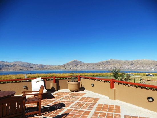 Casa Andina Private Collection Puno: View