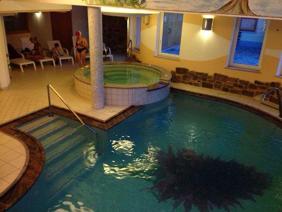 Hotel Negritella: La spa