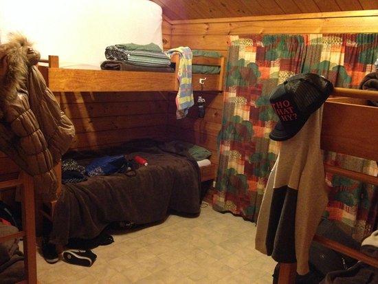 Tatahi Lodge Motel : Backpackers room