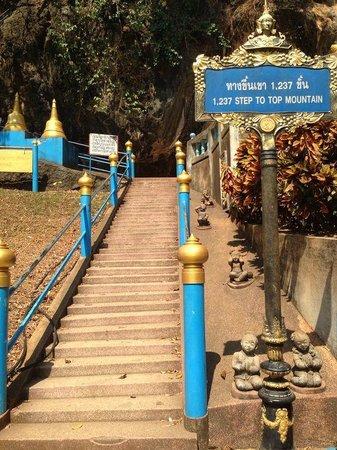 Tiger Cave Temple (Wat Tham Suea) : Tiger Cave Temple