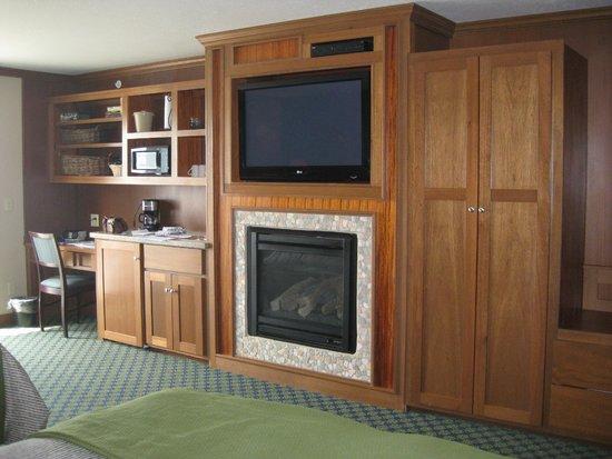 The Inn on Madeline Island: Inside the room
