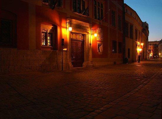 Ulica Kanonicza: Kanonicza street