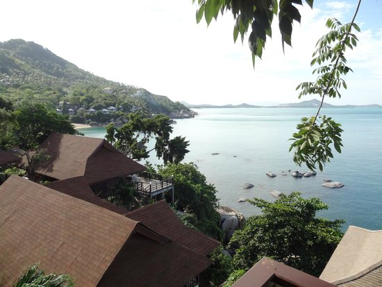 The Kala Samui: enjoy the view