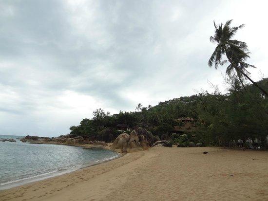 The Kala Samui: peacefull beach