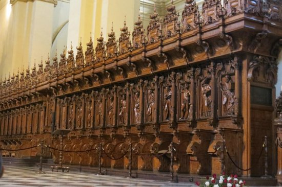 Miraflores: Catedral de Lima