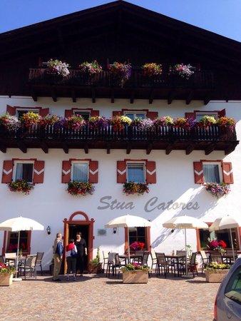 Stua Catores: Eccellente albergo e ristorante