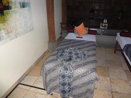 Komaneka at Tanggayuda : spa