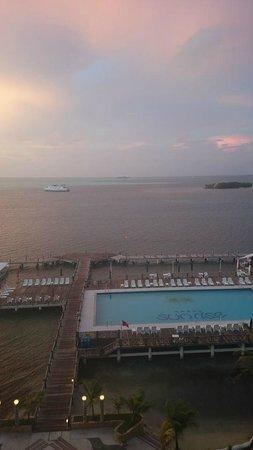 GHL Relax Hotel Sunrise : vista habitación a piscina