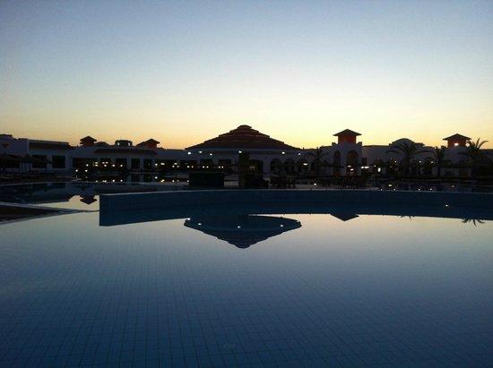 Fantazia Resort : Panorama struttura e piscine
