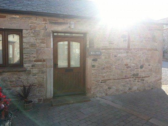 Tirril Farm Cottages: 'Bull Pen' Lovely little cottage