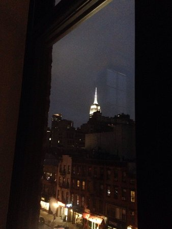 The GEM Hotel Chelsea: From room