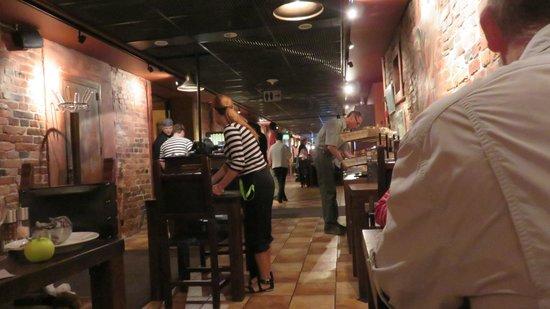 Hotel Katajanokka: Morgen spisning