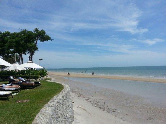 Hyatt Regency Hua Hin: 美麗沙灘