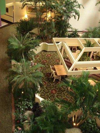 Embassy Suites by Hilton Boca Raton: Lobby