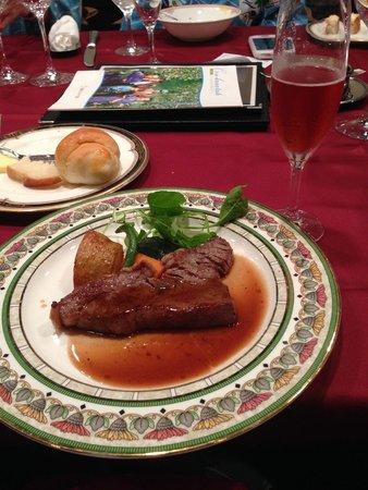 Goto Con-kana Kingdom: 洋食レストラン In コンナカ王国