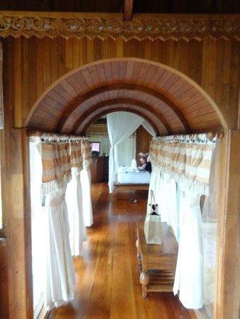 Santhiya Koh Phangan Resort & Spa : bedroom