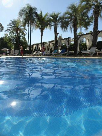 Silken Al-Andalus Palace Hotel: Piscine