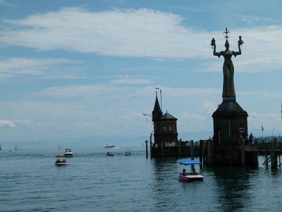 Bodensee: Lac de Constance