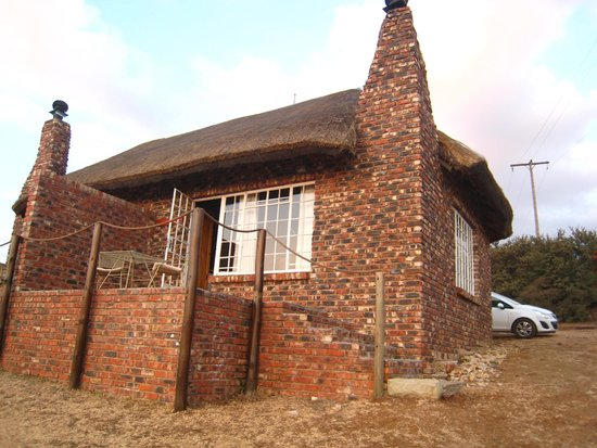 De Ark Mountain Lodge: The bungalow