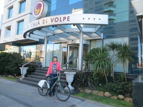 Cala di Volpe Boutique Hotel: fachada do hotel
