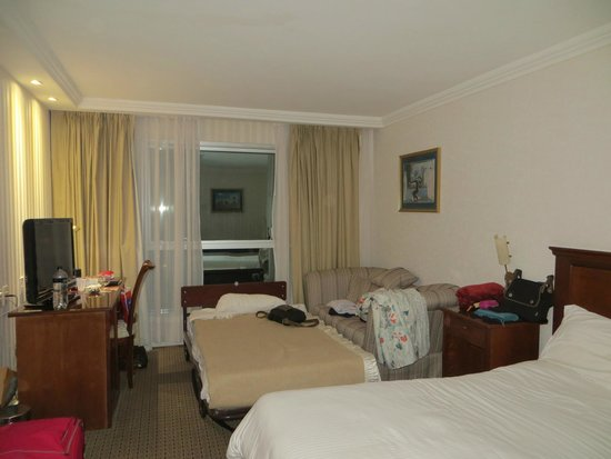 Cala di Volpe Boutique Hotel: nosso quarto no Cala di Volpe