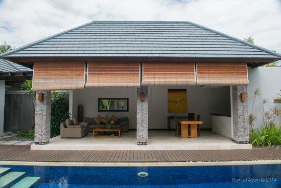 The Wolas Villas & Spa : One bedroom villa