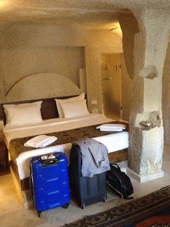 Erenbey Cave Hotel: La camera